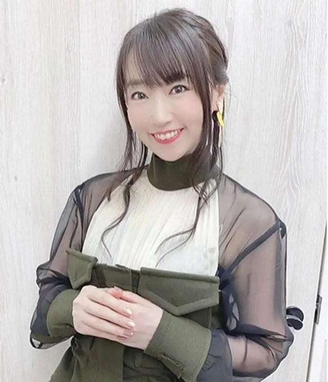 40歲日本知名聲優水樹奈奈宣布結婚,男方為音樂人_騰訊新聞