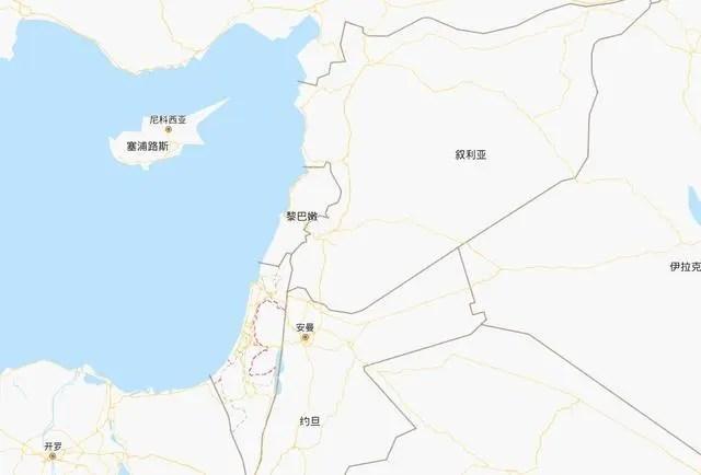 """脆弱的""""中東巴黎""""——從貝魯特港區爆炸談黎巴嫩國家安全_騰訊新聞"""