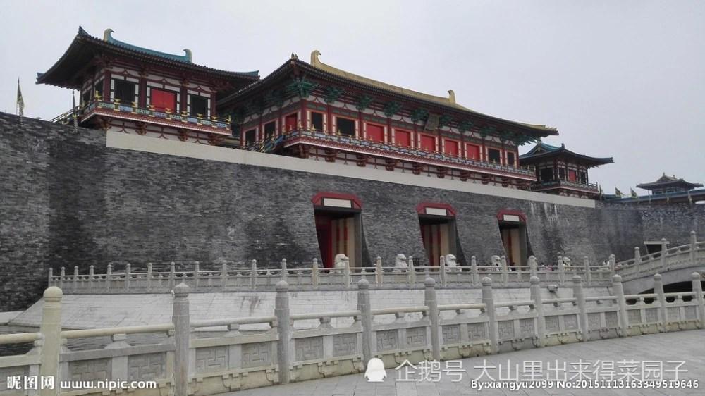 中國唐城影視基地_騰訊新聞