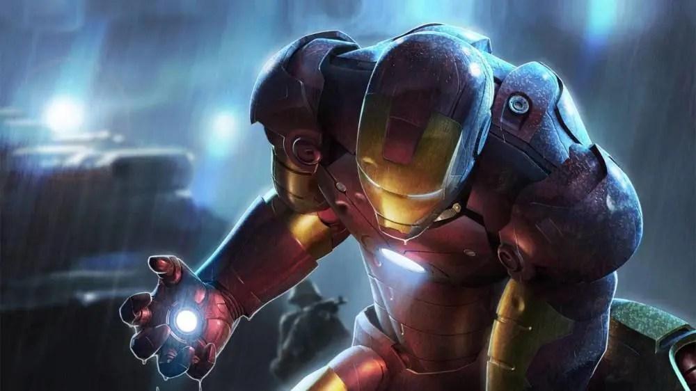 拯救了漫威的《鋼鐵俠》,它到底有多出色?_騰訊新聞