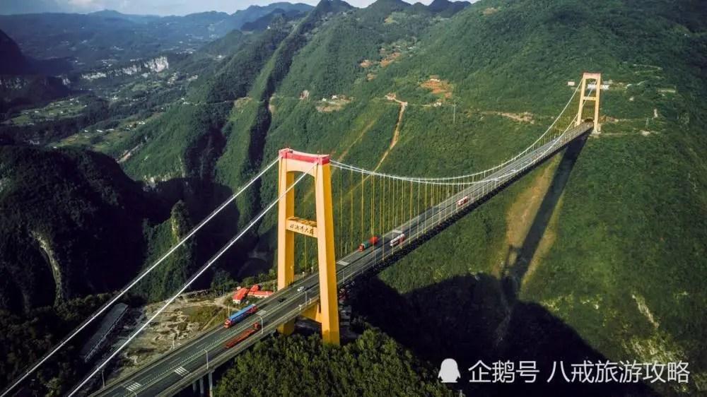 一起鑒賞我國內陸地區的十座壯觀的特大橋_騰訊新聞