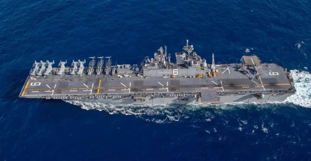 2045年擁有543艘艦艇。美國海軍胃口真大!問題誰拿錢瘋狂擴軍?_騰訊新聞