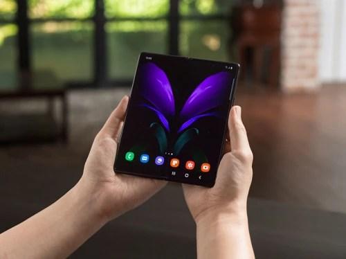 當下最好的折疊屏手機。三星Galaxy Z Fold25G實至名歸_騰訊新聞