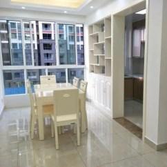 Kitchen To Go Cabinets Aid 6qt 装修花10万 单单家里柜子都花去5万 满屋的柜子一点都不夸张 爱生活爱 餐厅是在厨房外 厨房打造了一个隔断 下面是柜子 上面是收纳格子 这样厨房的光线更充足 采光性也好 还能收纳 餐厅就是一张餐桌和餐椅