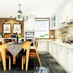 Decoration Kitchen High End Sinks 米多装饰厨房设计方案 装饰厨房