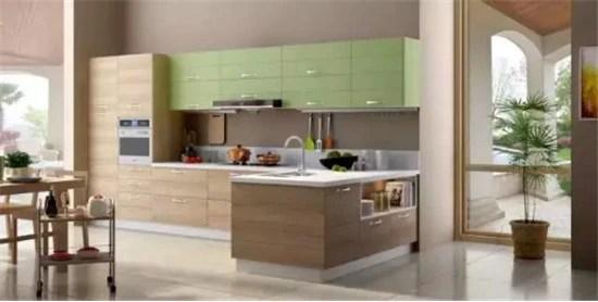 kitchen cabinet styles air vent for sink 12星座专属厨柜风格快来看看你是哪一款 金牌厨柜 奥兰多以卡其色和绿色为主要色彩 朴素而自然 装饰简约 通过简单的色彩搭配便令厨房顿觉一阵绿意袭来 凉快