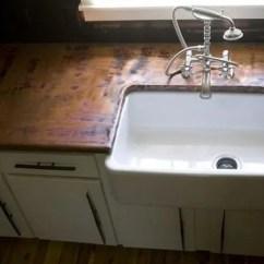 Kitchen Counter Options Sideboard 厨房台面用什么材料好 15个厨房台面材料选择指南 腾讯网 有很多理由花岗岩柜台如此受欢迎 这种天然石材有很多的性格 独特的五谷 颜色和定制饰面 如果密封良好 这是最耐用的选择之一