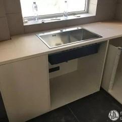 Kraus Kitchen Sinks Black Stainless Steel 我家的厨房我设计 腾讯网 张大妈里最多人推荐的克劳斯手工大单盆 我就上照来装装样子