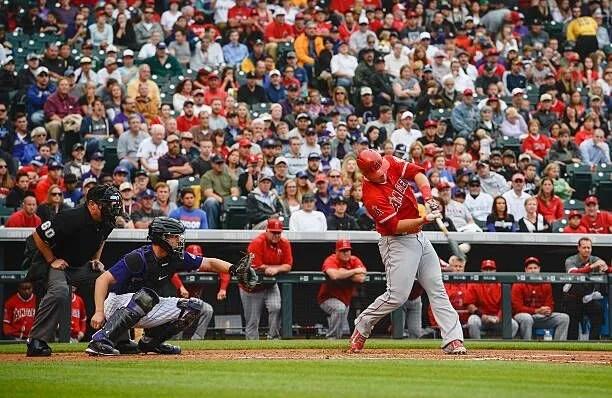 MLB-9日視頻直播天使對洛基 庫爾斯球場打者天堂_體育_騰訊網