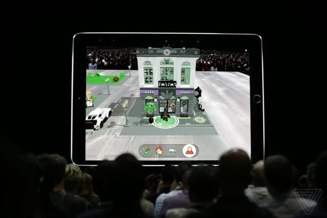 蘋果AR Kit新增多用戶互動功能_數碼_騰訊網
