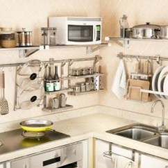 Kitchen To Go Cabinets Portable Islands 厨房还在装吊柜 占地方还费钱 这种设计更合理 腾讯网 吊柜本身也是十分优雅得体的 尤其是对于厨房这个功能区域来说 吊轨不仅不占用太多的地方 而且还能够增加厨房的收纳能力 这是那么有趣的一件事情 很多业主都会毫不
