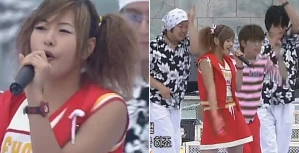 練習生時代破音離開YG&JYP,如今的她卻成了人氣演員