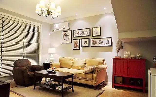 grey kitchen blinds corner cabinet 晒晒70 跃层新房 电视墙很喜欢 厨房不贴砖 谁见过 灰色的厨房百叶窗