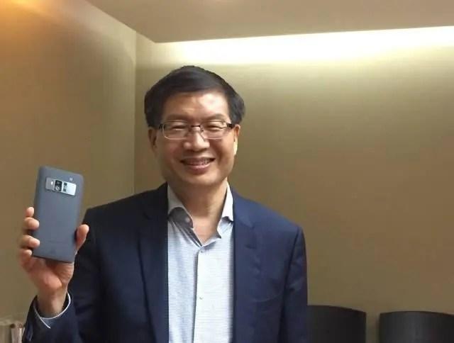 華碩高管團隊調整 CEO沈振來宣布辭職創業