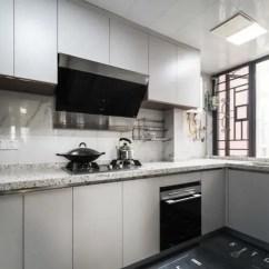 Designing Kitchens How To Make Kitchen Cabinet Doors From Plywood 嫌小户型厨房空间不够大 学会这6种设计 厨房再也不拥挤超实用 设计厨房