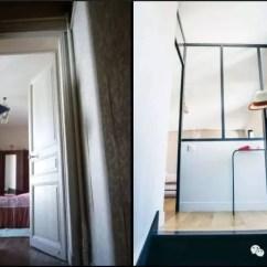 Cost Of Outdoor Kitchen Cabinet Makers 低成本华丽变身从破败小棚到时髦现代居室 建筑体拆除了原本随意搭建的歪歪扭扭的 倾斜 小房间 然后在房子左边建了新的扩建部分 成为新的厨房所在 这样 除了客厅 厨房也可以直接通向右边的户外花园