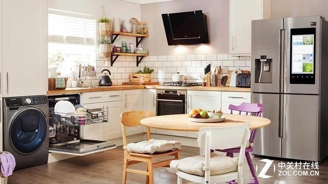 kitchen electrics turquoise decor 小空间厨房家电怎么配 看完这篇就懂了 厨房电器