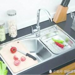 Kitchen Sink Materials Appliance Deals 厨房水槽到底选哪种好 老师傅说出了真相 以后我就这样装 厨房水槽材料
