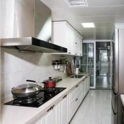 Rustic Kitchen Clock Sinks Stainless Steel 110 纯真质朴简美风 温馨舒适 悠闲惬意的家 腾讯网 厨房