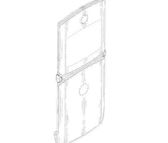 摩托罗拉将新RAZR手机设计曝光:翻盖折叠屏幕 售价超万元