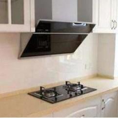 Kitchen Hood Design White Cabinets Ideas 越来越多人在厨房装这种油烟机 太实用了 回家我也要装 厨房油烟机设计