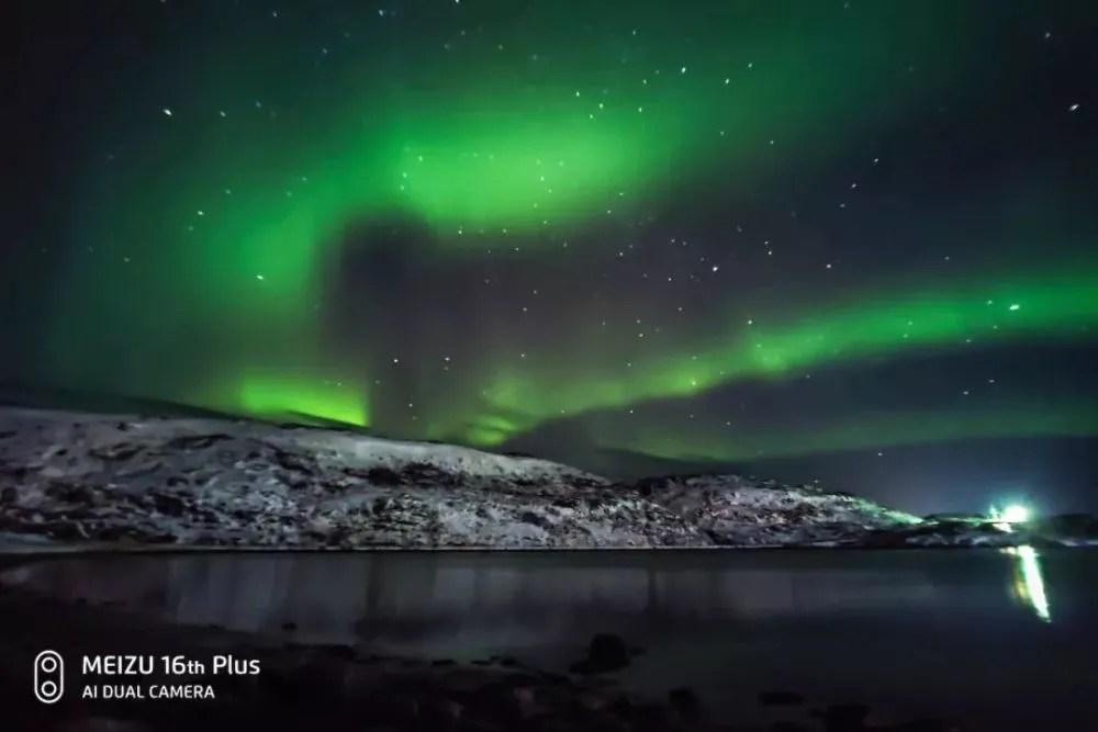 銀河,星軌,極光,用手機也能拍攝浩瀚星辰!