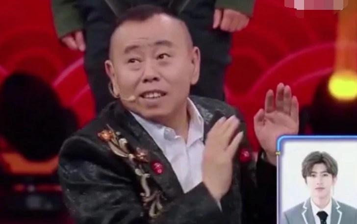 潘長江直播回應蔡徐坤一事:這臭小子挺不錯。我倆都是受害者