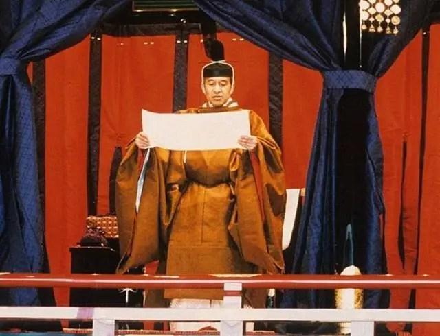 """日本天皇為什么說自己是""""大日如來""""的后代?跟他的一個祖先有關"""