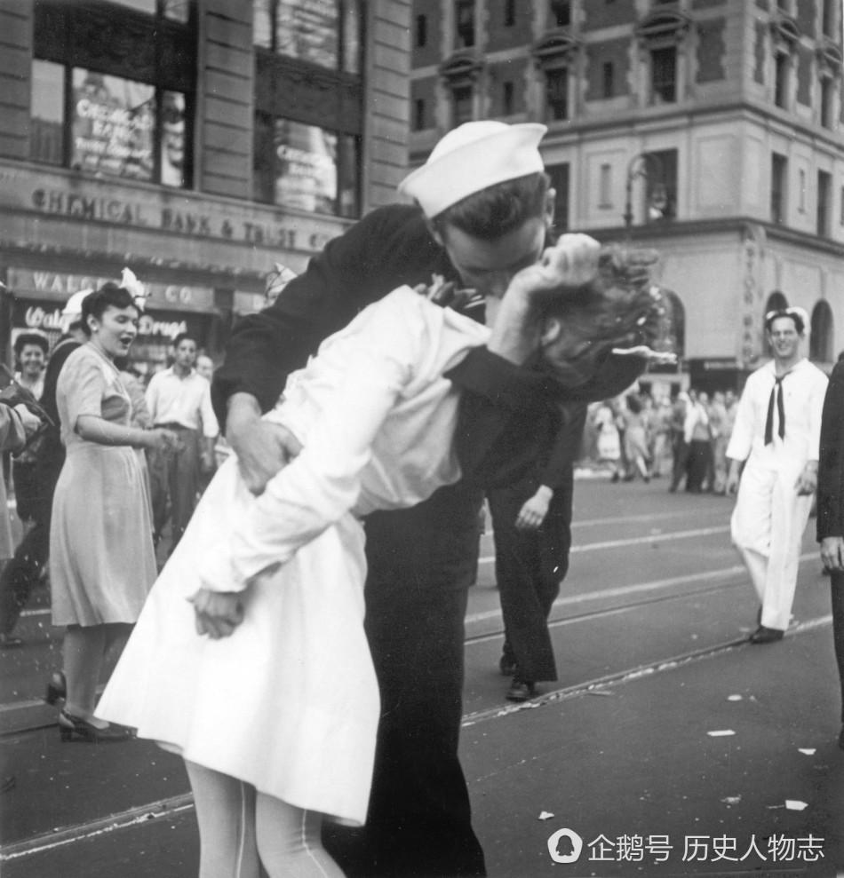 二戰時期的十大經典照片