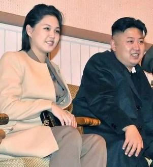 朝鮮的第一夫人李雪主,成為朝鮮時尚風向標