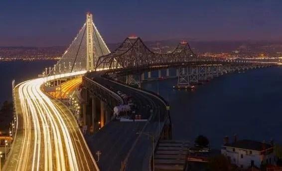 全球費用最高的十大橋樑:最貴的要6400000000美元