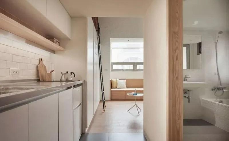 redesigning a kitchen aide mixers 22平方米蜗居重新装修这样设计妙极了 腾讯网 这是一套面积仅为22平方米的老旧平房 层高也只是3 3米 如何在有限的空间里实现一个小家的基本功能 little design受命对其进行重新设计