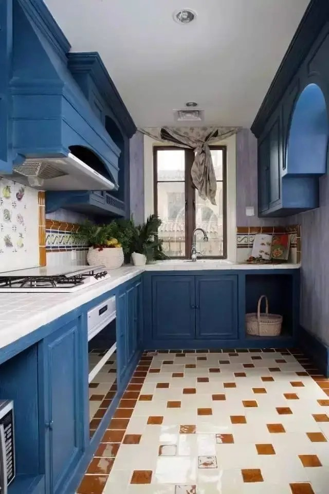 complete kitchen wall panels 史上最完整的厨房装修方案 我家就是这么装修的 很漂亮 天天快报 根据预算 风格 喜好选择厨柜的门板材料