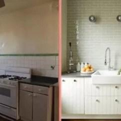 How To Redesign A Kitchen Kids Pretend 老房 变形记 这房子美爆了 天天快报 伊丽莎白重新设计厨房之前 空间又黑又暗 缺乏存储空间 重新配置后整体空间变得明亮 改善了功能同时提升美观度