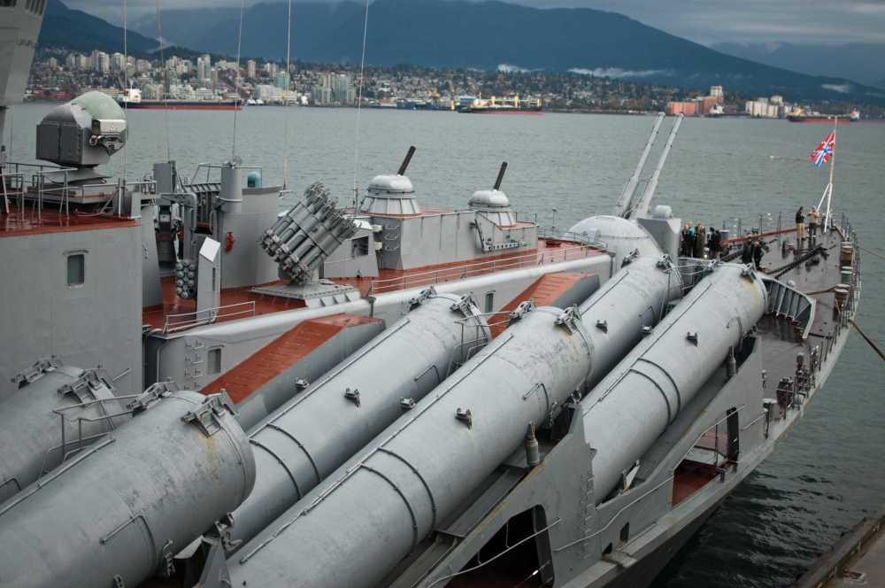 美軍遠程反艦彈樣子萌飛得慢。就很容易攔截?航母一見它就頭大-騰訊網