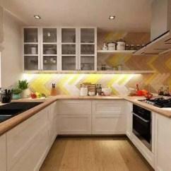 Kitchen Redo Yellow Towels 装修厨房的几个小技巧 不要不听劝啦 不然返工重做费钱又糟心 天天快报 今天就给大家说说装修厨房时要注意的一些细节 这样可以使得厨房装修好以后 实用性更强 而且也使用得更加地舒适 大大增加大家烹饪做美味的欲望