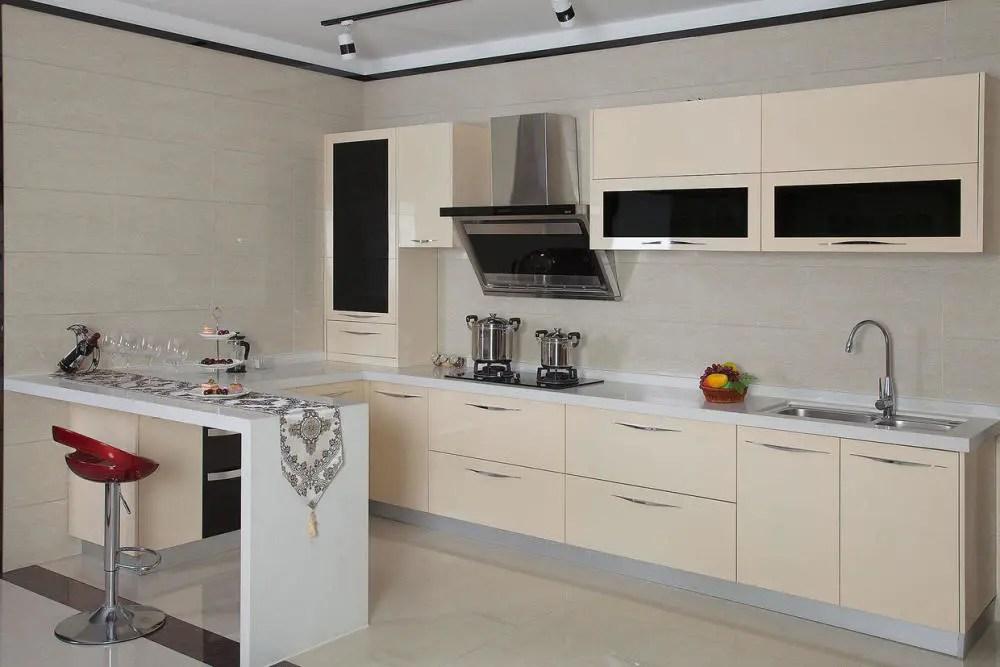 unique kitchen cabinets buffet 高颜值不锈钢橱柜 让你做饭天天好心情 欧景乐厨柜文章 厨房装修同样如此 独特的设计 完美的风格装饰 便捷的功能配置 为家装呈现一个高颜值高内涵的厨房空间才能符合当下人们的审美需求 一款高颜值不锈钢橱柜 让你做饭