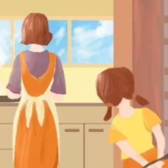 Kitchen Gifts For Mom Sink Rugs 世界上最好吃的菜 永远在妈妈的厨房 天下美食千千万 最怀念的还是那简单却又特别的 妈妈味道 不论岁月如何变化 妈妈的厨房和餐桌上的温暖都抵挡掉你在这个世界上遇到的所有酸甜苦辣