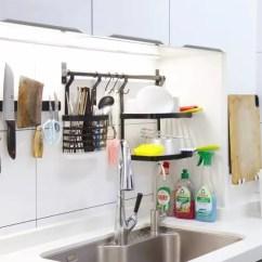 Kitchens And Baths Stainless Steel Kitchen Prep Table 免打孔好物推荐 厨房浴室都能用 腾讯网 厨房和浴室
