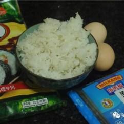 Kitchen Aid Bowls Cabinets Buffalo Ny 1碗剩饭 2个鸡蛋 轻松打造小朋友的六一早餐 美美家的厨房文章 食材准备好