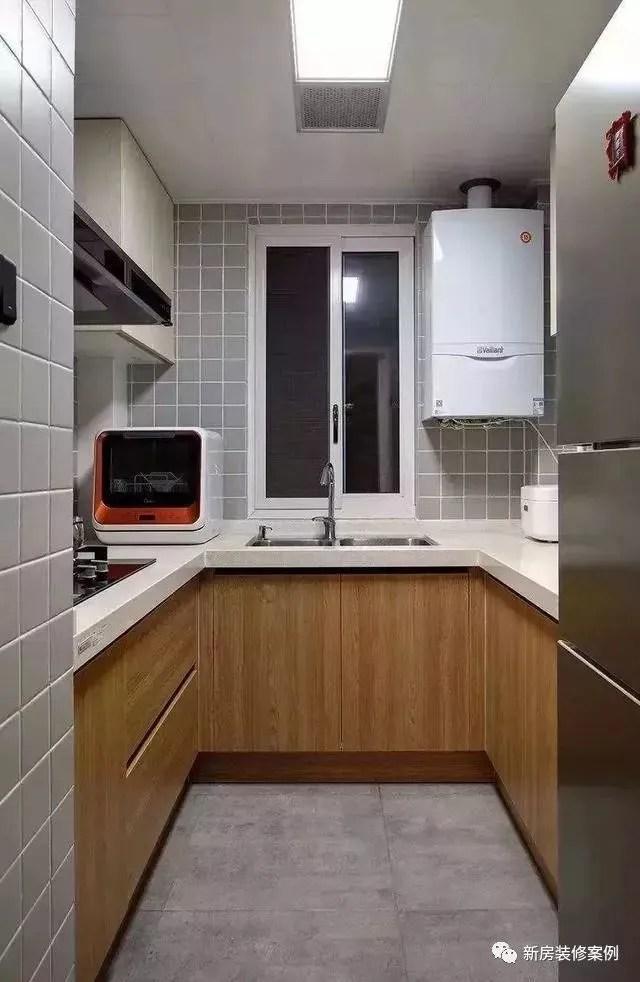 mobile home kitchens kitchen sideboard buffet u字型橱柜布局 厨房这样设计实用又美观 天天快报 u字型布局的厨房 家庭主妇只需要站在中间的一个点上 就能顾及到其他三个区的工作 洗菜切菜炒菜可以同步进行 移动的距离非常短 做菜效率也非常高