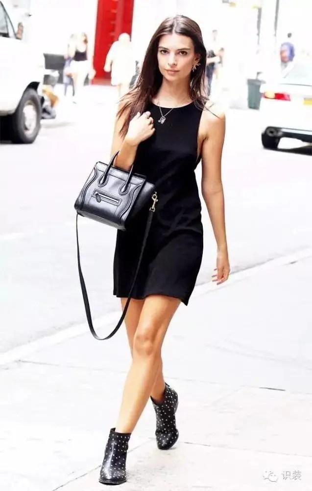 買對小黑裙能省很多錢!_時尚_騰訊網