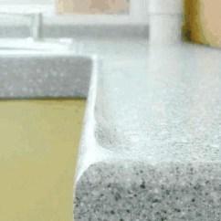 Kitchen Aid Colors Restaurant Mats 厨房台面不装挡水条 用30天就不忍直视 想哭的心都有 天天快报 现在人们在厨房装修时 都会在里面放置橱柜 这样收纳厨房用品就方便多了 而在进行橱柜台面打造时 不少人只注意了台面的材质 却忘记了在台面上安装挡水条 不少人