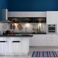 Colorful Kitchen Cabinets Narrow Countertops 五款风格厨房 演绎有型的厨房设计 金牌厨柜文章 小户型的厨房 搭上纯白色的厨柜 瞬间亮了几个度啊 这样的厨柜与小餐厅相结合 相当精美 值得一说的是白色的厨房 简约空间瞬间丰富多彩 试想在这样美丽的厨房里