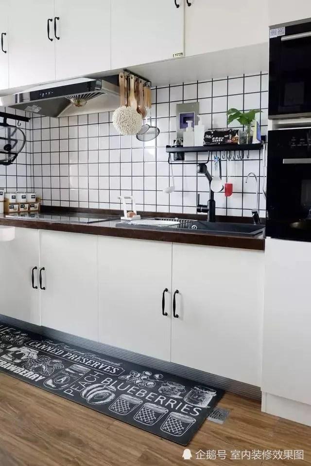 kitchen design tools grey rugs 看完别人家的厨房 真想回去重装了 各种格局都有 漂亮又实用 天天快报 厨房设计工具