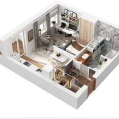 Distressed Kitchen Chairs Remodel San Jose 四十平小户型大改造 面积瞬间变大了 什么都一应俱全 天天快报 选择购买单身公寓的人往往会有一个特别苦恼的问题 面对户型小面积不大的环境 怎么样的设计才能显得合理 将所有的面积利用到最大化最合理化 这个40平的设计 厨房