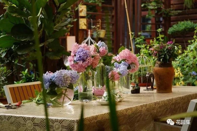 outdoor kitchen frames countertop cost 因在云端的日子太久 她渴望有花可赏 有茶相伴的花园生活 天天快报 我希望能在工作之余 与家人一起放松心情 享受花园美好时光 因此我想在花园里设置户外烧烤台 葡萄架 植物 户外壁炉以及户外厨房这些元素 遗憾的是花园面积太小
