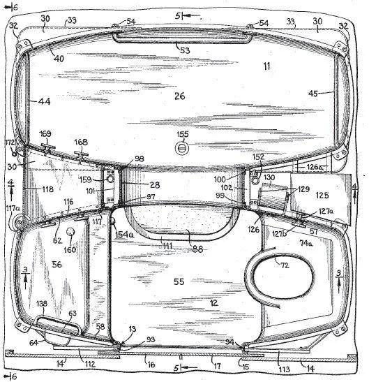 modular kitchen usa cheap cabinets for 美国模块化建筑发展的前生今世 天天快报 第一个模块化住房计划可以追溯到buckminster fuller在20世纪20年代和30年代的灵活住房实验 即 dymaxion house 计划 带有非常先进的预制浴室模块