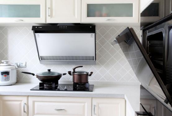 hood kitchen small stoves 越来越多人厨房不装油烟机了 如今流行装它代替 排烟效果好十倍 天天快报 也许我们看到了无动力罩的图片 每个人的第一反应都既奇怪又熟悉 我熟悉它 因为它经常出现在一些工厂 厂房的屋顶上 当圆球运行时 它总是在旋转