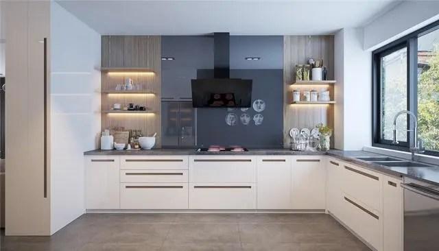 specialty kitchen stores island cabinet 室内设计 20个厨房照明设计的案例 天天快报 在货架下照明已经成为厨房的一个流行选择